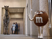 Watch free video M&M's: Ms. Brown Goes to Geico For an Insurance