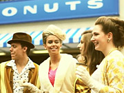 Watch free video Tim Hortons Commercial: Travels Back to 1964