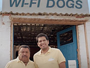 Watch free video T-Mobile Commercial: José's Wi-Fi Dogs