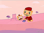 Mira dibujos animados gratis Happy Tree Friends - Water Way to Go