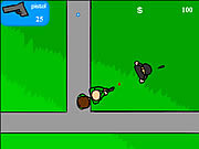 Juega al juego gratis Defend Your Mom