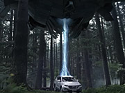 Watch free video Hyundai Commercial: Conquer the Extraterrestrial