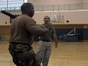 Watch free video A Sailor Recertifies with Marines