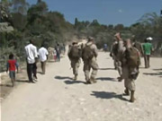 Watch free video Osprey's First Humanitarian Mission
