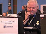 Watch free video DFO Robert Perez Interviews CBP's Role