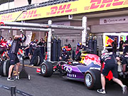 Watch free video Red Bull Racing Pit Stop Practice