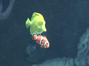 Mira dibujos animados gratis Aquarium Clownfish II