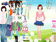 Daily Fashion and Style game