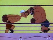 Watch free video Popeye The Sailor: Out To Punch