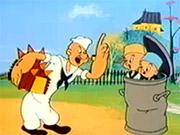 Watch free video Popeye The Sailor: Patriotic Popeye