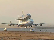 Watch free video Space Shuttle Carrier Aircraft Takeoff and Landing
