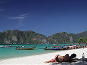 Watch free video Incredible Phi Phi Island