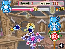 Cute Dragon Shooter game