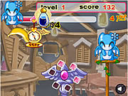 Juega al juego gratis Cute Dragon Shooter
