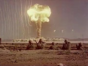 Watch free video Atomic Bomb Blast Effects 1956