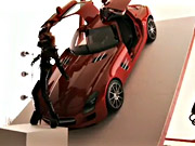 Watch free video Mercedes-Benz SLS AMG Commercial