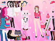 Sweet Adorable Dressup لعبة