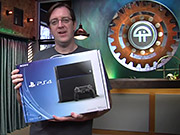 Watch free video Sony PlayStation 4 - Unboxing