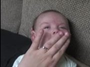 شاهد كارتون مجانا Cute Baby Smiling