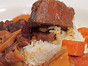 Watch free video Recipe for Braised Short Ribs and Oxtails