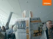 Watch free video EasyJet Commercial: Bunny Song with Hugh Laurie