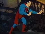Watch free video Superman: Electric Earthquake