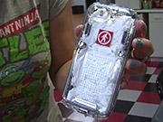 Watch free video iPhone 5 Waterproof Case - Review