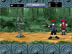 Digital Angels: Summoner Saga 1 game
