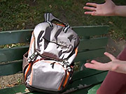Watch free video Altego Polygon Sunfire Backpack - Review