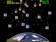 Juega al juego gratis Massive Space Tower Defense