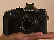 Watch free video Olympus OM-D E-M1- Product Overview