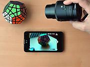 Watch free video Sony SmartShot DSC QX-100 - Overview
