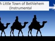 Oh Little Town of Bethlehem Instrumental