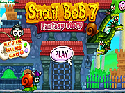Watch free video Watch Snail Bob 7: Fantasy Story game Cartoon