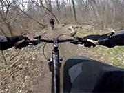 Watch free video Mix Bicycling&Car