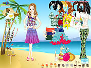 Play Miami Beach Dressup game