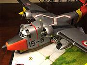 Watch free video Plane Model HU-16
