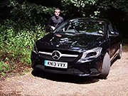 Watch free video Mercedes CLA 2013 - Test Drive & Review