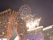 Watch free video Vegas New Years Eve Night