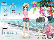 無料ゲームのHawaiian Beach Girlをプレイ