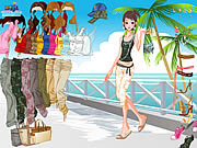 Summer Cargo Pants game