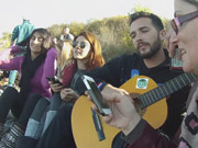 Watch free video Guitar Playing Friends