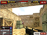 Mission Commando game