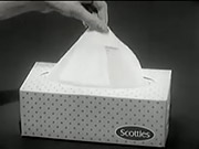 Watch free video Scotties Tissue Commercial