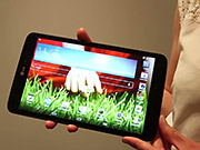 Watch free video LG G Pad 8.3 - Review