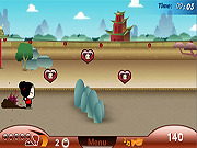 Pucca Pursuit game