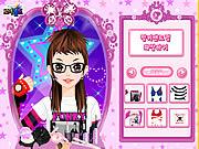 Punk Make Up game
