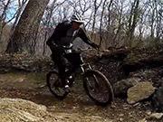 Watch free video Cyclist
