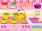 Juega al juego gratis Sue's Cooking Game