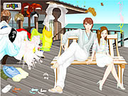 Honey Moon Dress Up game